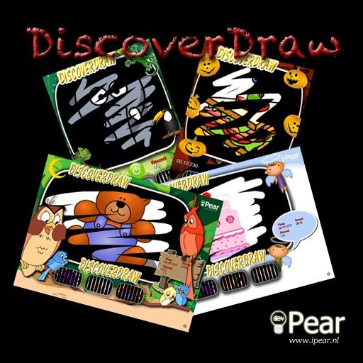 DiscoverDraw Free iOS App