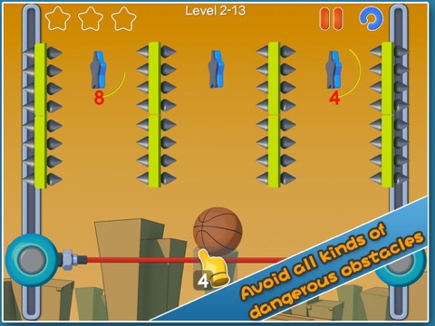 Screenshot #3 for Line Points - Challenge your coordination