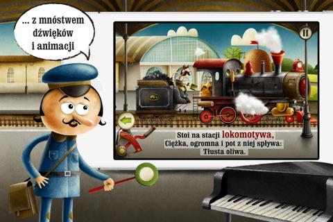 Lokomotywa - Julian Tuwim screenshot 2