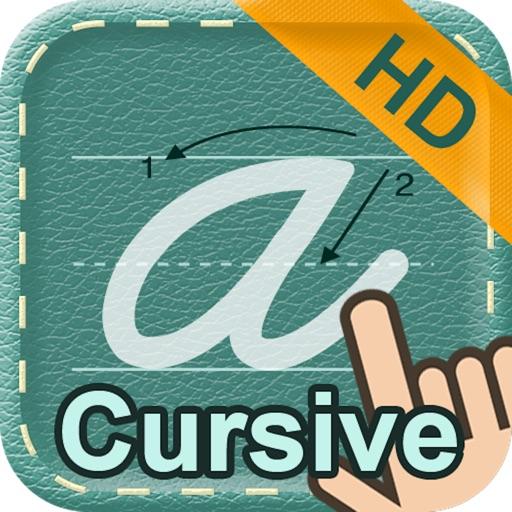 英文草书练字帖:Cursive Writing HD