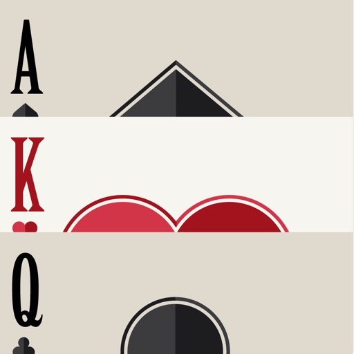 In Between Cards iOS App