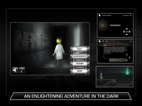 Infinight: A Thrilling Light-Based Adventure with Multiplayer! Screenshot