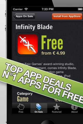 Free Apps - Download Paid Apps for Free! screenshot 2