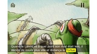 La Tortue et le Lièvre – Livre – Mémoire – PuzzleCapture d'écran de 1