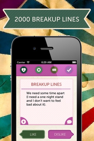 Break Up! screenshot 1