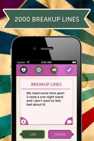 Break Up! screenshot 1