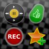 Peanut Plus Remote & Keyboard for TiVo DVR