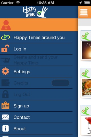 Happy Time - Flash deals around you screenshot 3