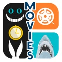 Icon Movie Quiz - Can you guess what's that pop film logo in this word puzzle game? icon