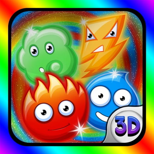Elemental Galaxy Dx - Match3
