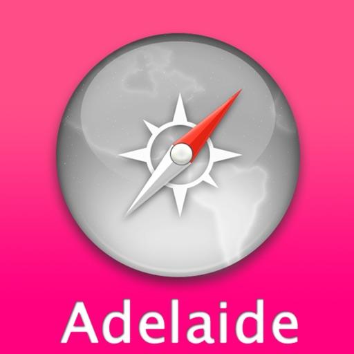 阿德莱德自由行地图 (澳大利亚)