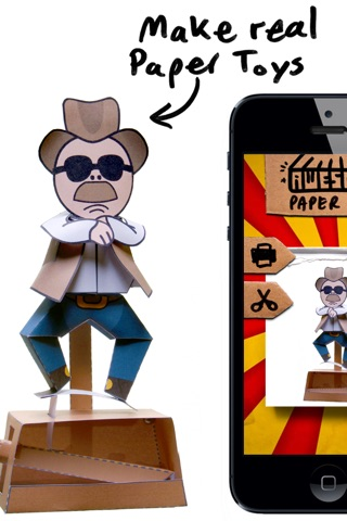 Awesome Paper Toys screenshot 1