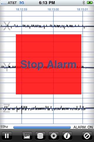 地震計 - iSeismometer,地震アプリ