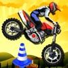 Acclive Motorbike Jumps - GTI Motorcycle Turbo Moto Game