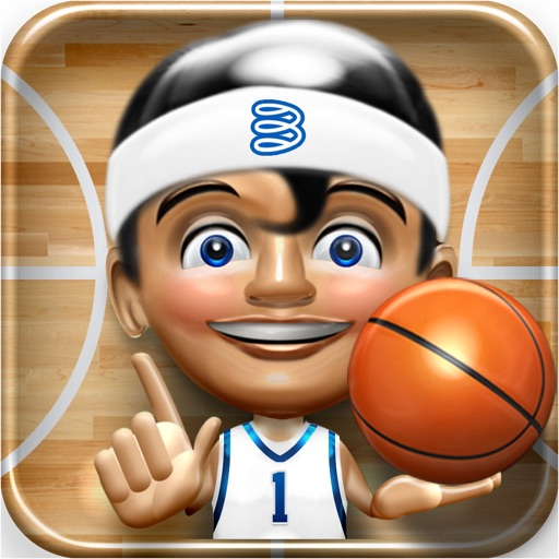 Basketbobble - Bobblehead Avatar Maker App for Basketball by Bobbleshop
