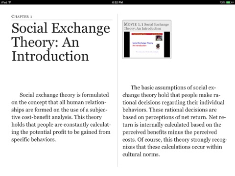application of social exchange theory in Social exchange theory (set) is one the most influential conceptual paradigms in organizational behavior despite its usefulness, theoretical ambiguities within set remain as a consequence, tests of the model, as well as its applications, tend to rely on an incompletely specified set of ideas the .