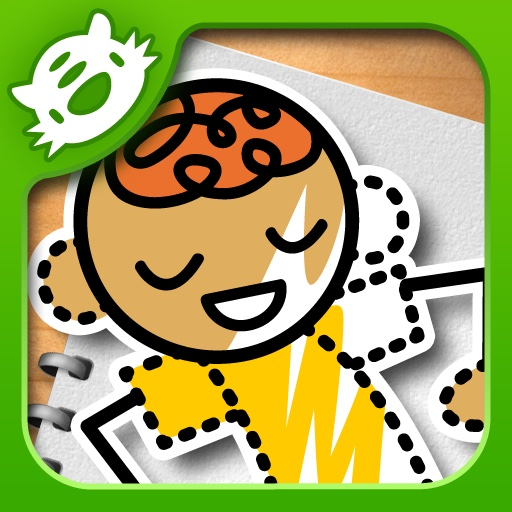 iLuv Drawing People - Learn How to Draw Kids doing their favorite things.
