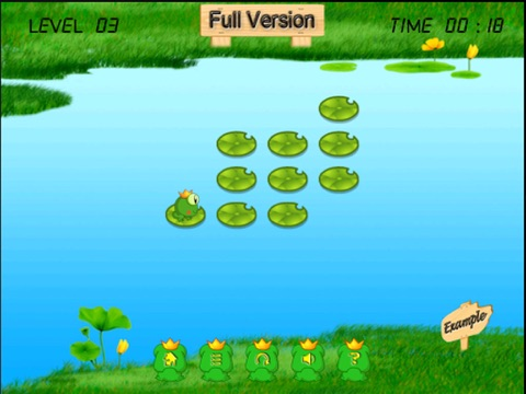 Frog Jump Jump Lite(HD) screenshot 4