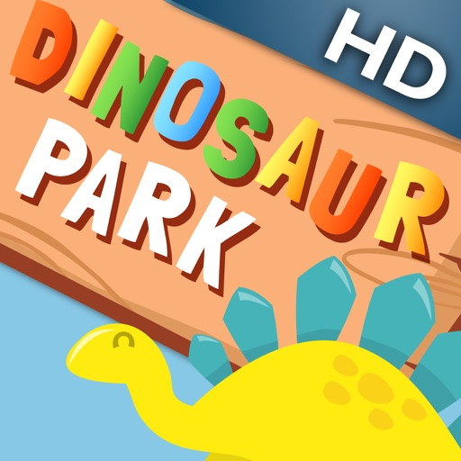 ABC Baby Dinosaur Park - 3 in 1 Game for Preschool Kids – Learn Names of Jurassic Animals iOS App