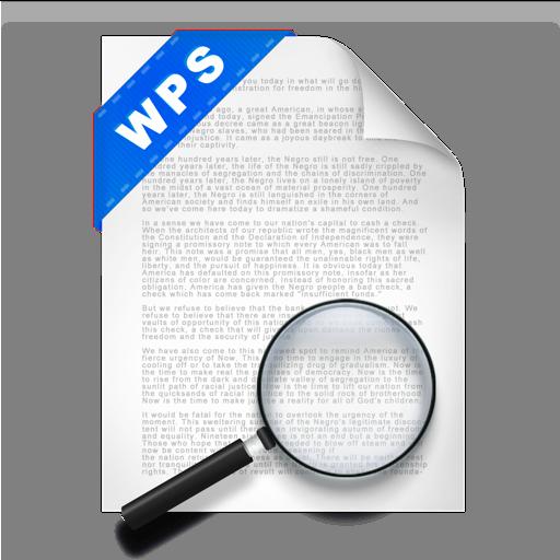 WPSFileReader