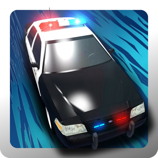 Police Car Parking 3D iOS App