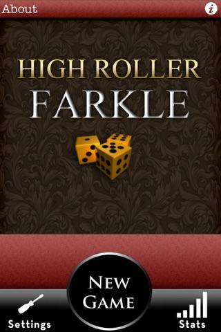 High Roller Farkle Screenshot