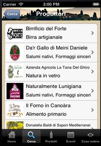 Terre e sapori di Toscana screenshot 4