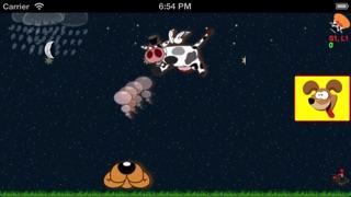 Screenshot von Kopf schütteln,Fliegende Kuh3