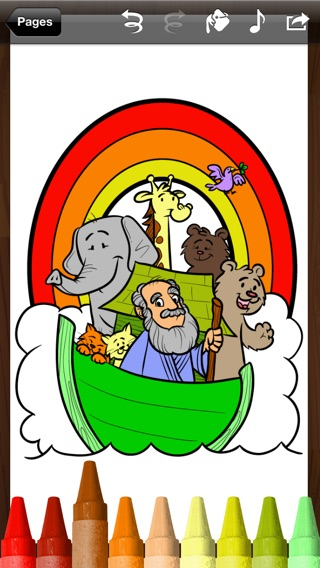 Bible Coloring Book Christian Pages For Kids On The App