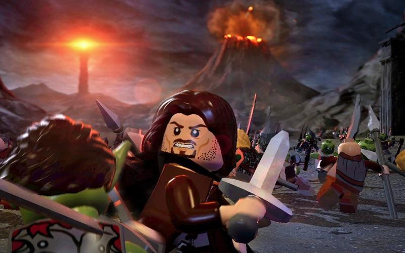 LEGO Властелин Колец Screenshot