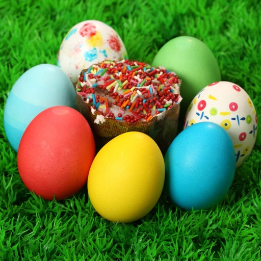 Easterballs - online easter show holiday egg bunny showbag free edition iOS App