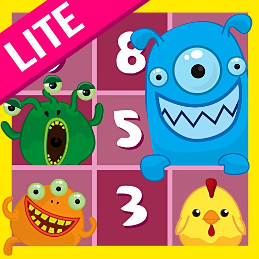 Alien & Chicks - Sudoku Lite iOS App