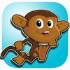 Mega Monkey Run: Kico's Top Free Running Adventure Game!