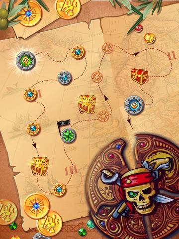 Screenshot #5 for Legend of Talisman: Match-3 Physics Puzzle Crush