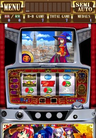 マジカルハロウィン3のスクリーンショット1