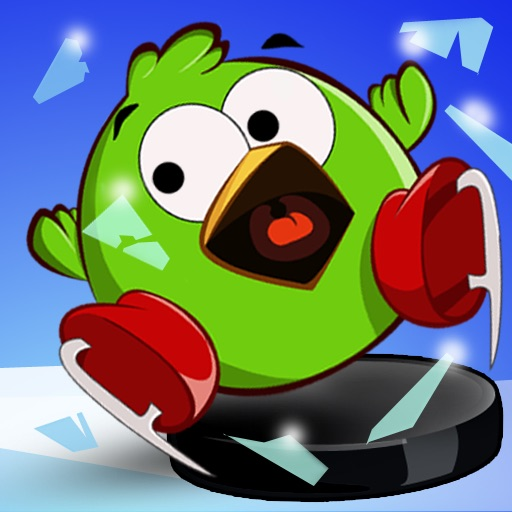 Ice Birds Icon