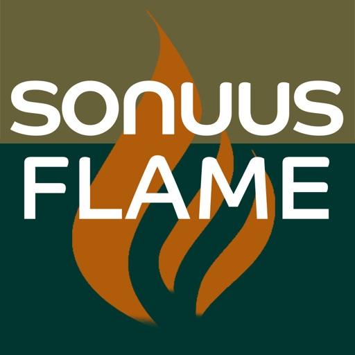 Sonuus FLAME - precision guitar tuner iOS App