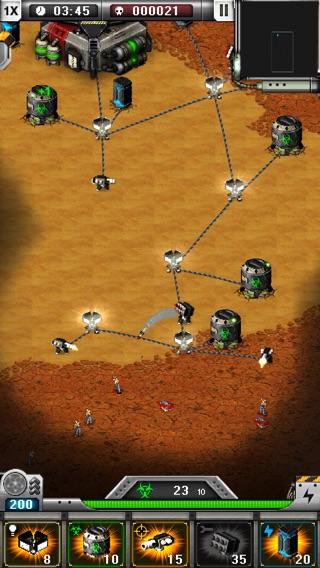 BioDefense: Zombie Outbreak Screenshot
