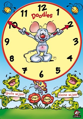 Doodles Clock screenshot 1