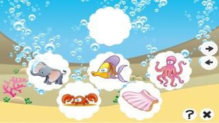 Animation Trouver des Erreurs dans Les Photos D'animaux! Jeux D'apprentissage de la Logique GratuitsCapture d'écran de 4
