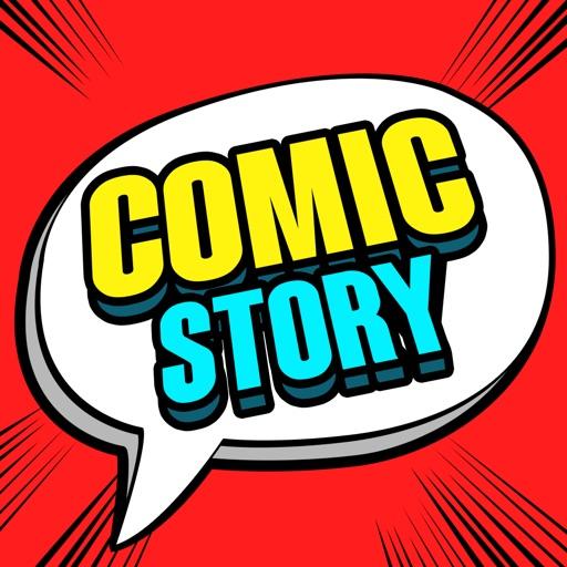 漫画故事:Comic Story【漫画拼图】