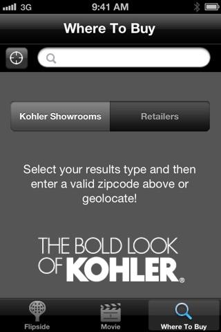 KOHLER Flipside screenshot 4