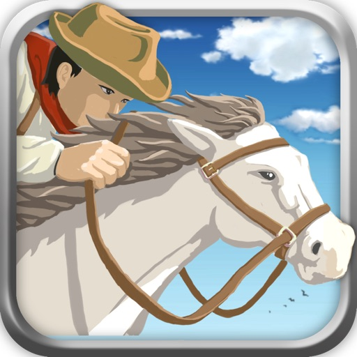 Cowboys Jockey HD iOS App