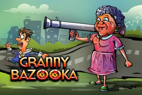 Granny Bazooka : Invasion of the Aliens screenshot 1