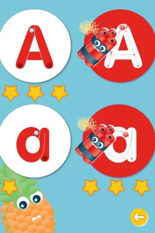 Mymo® Alfabet A-E - GRATIS screenshot 3