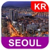 Seoul, Korea Offline Map - PLACE STARS