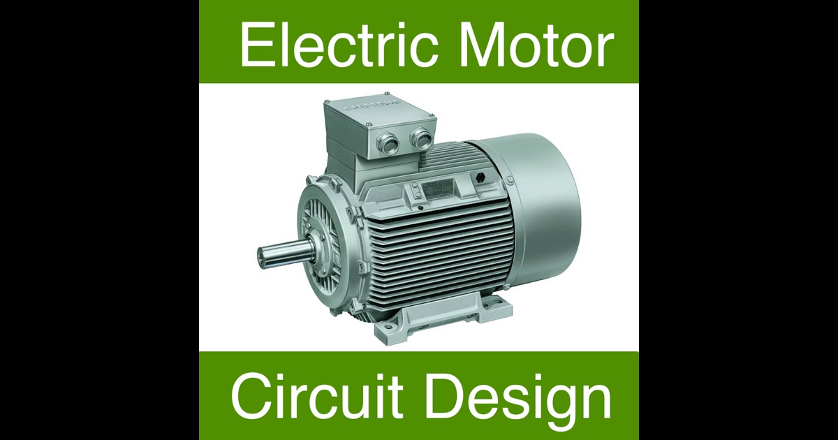 Electric Motor Circuit Design On The App Store