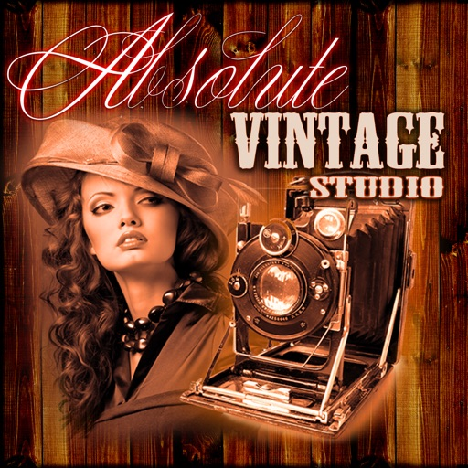 Absolute Vintage Studio【复古特效 For iPad】