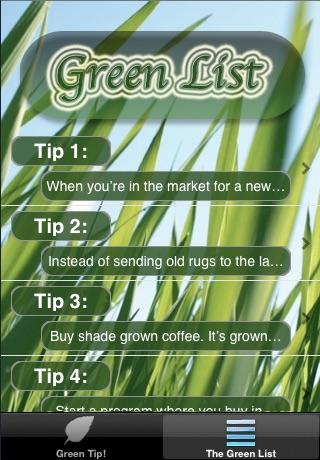 Go Green screenshot 2