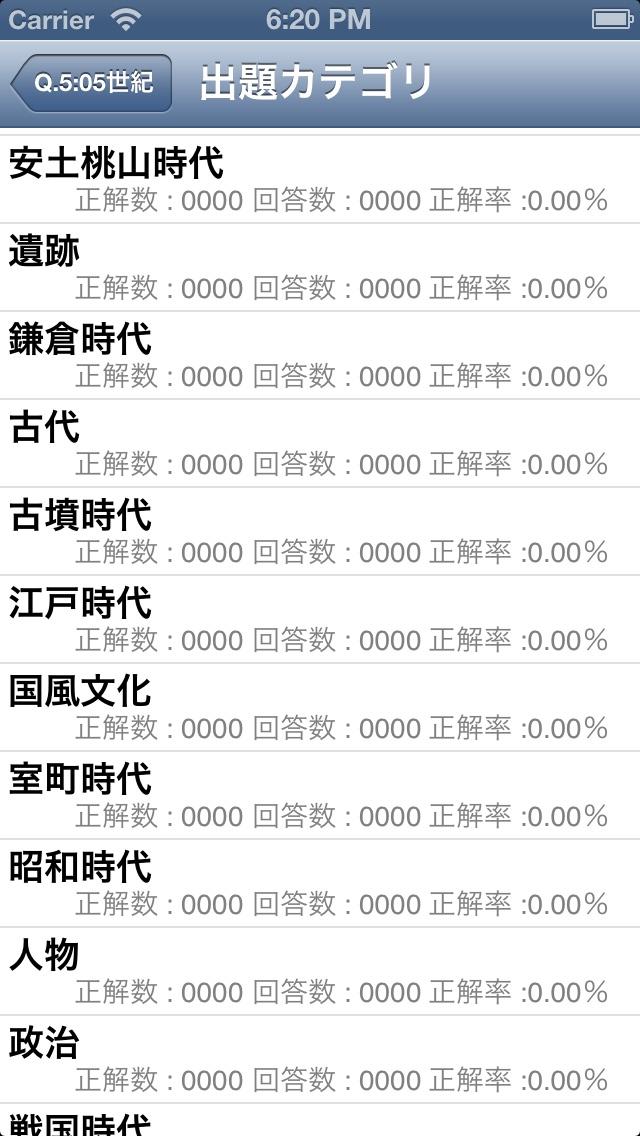 【公務員】教養「日本史」問題集(2015年版)のおすすめ画像3